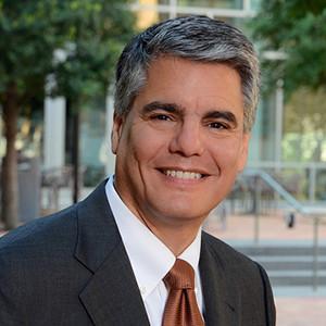 President Gregory L. Fenves.